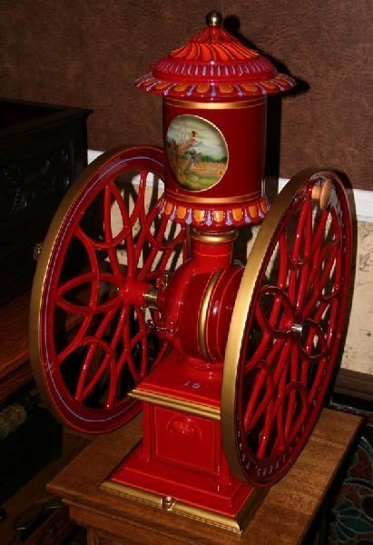 Coffee Grinder Of 1920 ~ Swift coffee grinder s fully restored lot