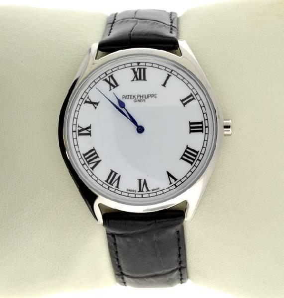 Patek philippe geneve men 39 s watch lot 157 for Patek philippe geneve