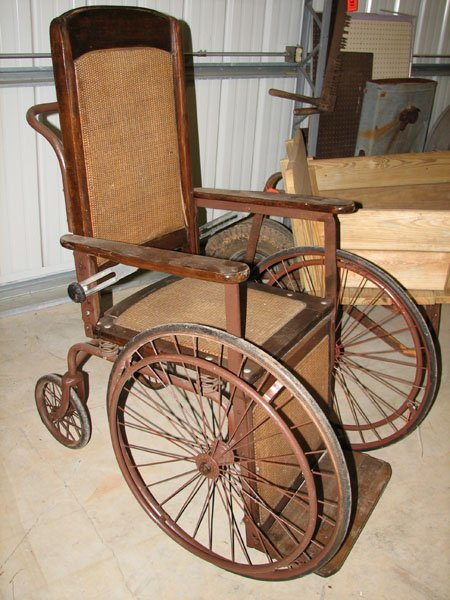 Antique wooden wheelchair related keywords