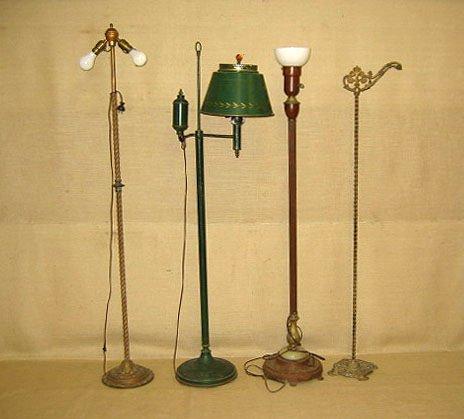 827 lamps 4 floor lamps two 1920 39 s lamps lot 827 for 1920s floor lamps
