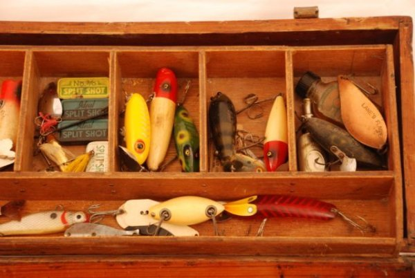 Woodwork Plans For Wooden Tackle Box Pdf Plans