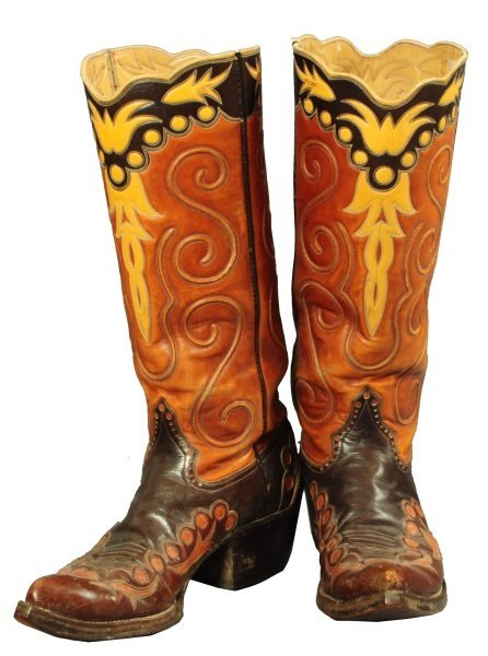 13500196 1 l - Personalized Cowboy Boots Wedding