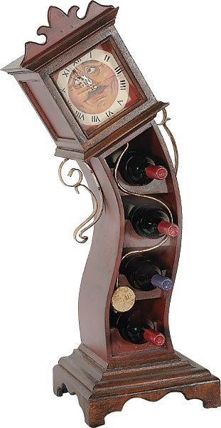 Wine Clocks On Pinterest Clock Wine And Napa Valley Wine