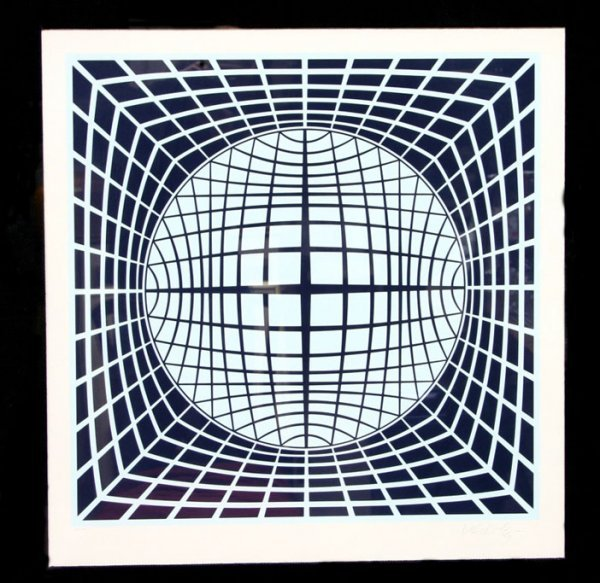 vasarely coloring pages - photo#5