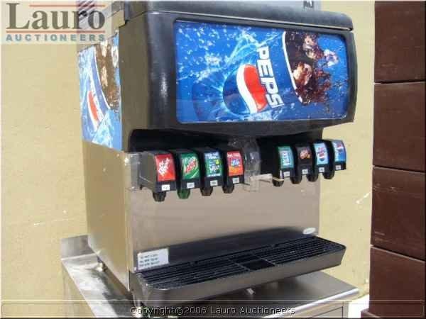 syrup soda machine