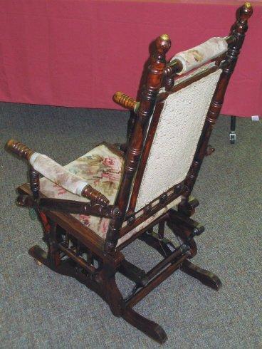 Antique Rocking Chairs Antique Glider