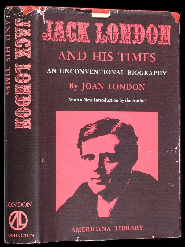 an introduction to the literature by jack london