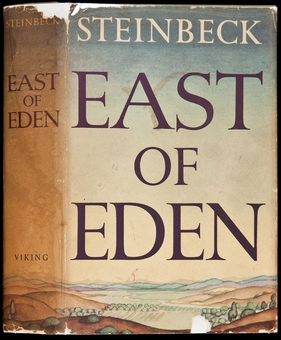 steinbeck, east of eden, relationships