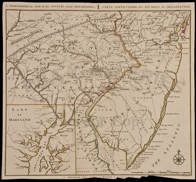 528 revolutionary war map with valley forge