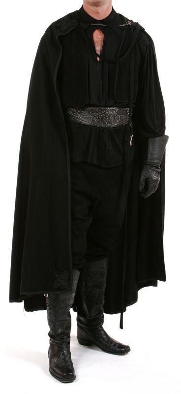 Zorro Mask Costume 23