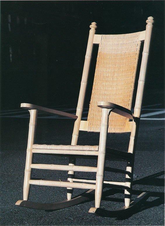President John F. Kennedys Rocking Chair : Lot 826
