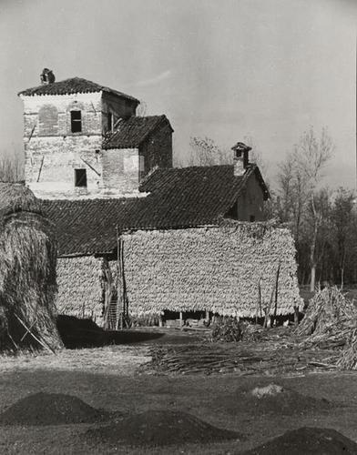 48b riccardo moncalvo 1915 case ricoperte di grano t for Case ricoperte di edera