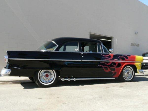 9157 ford customline 1955 hotrod lot 9157 for 1955 ford customline 2 door