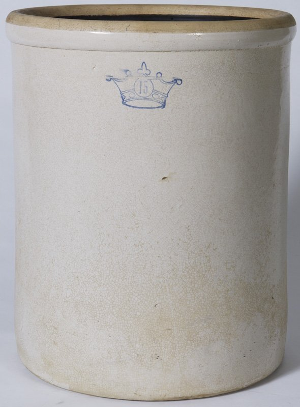 1 Gallon Ceramic Crock
