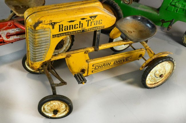 Opinion obvious. vintage pedal tractors think