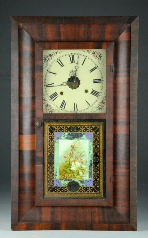 1066 A Waterbury Pendulum And Lever Shelf Clock Lot 1066