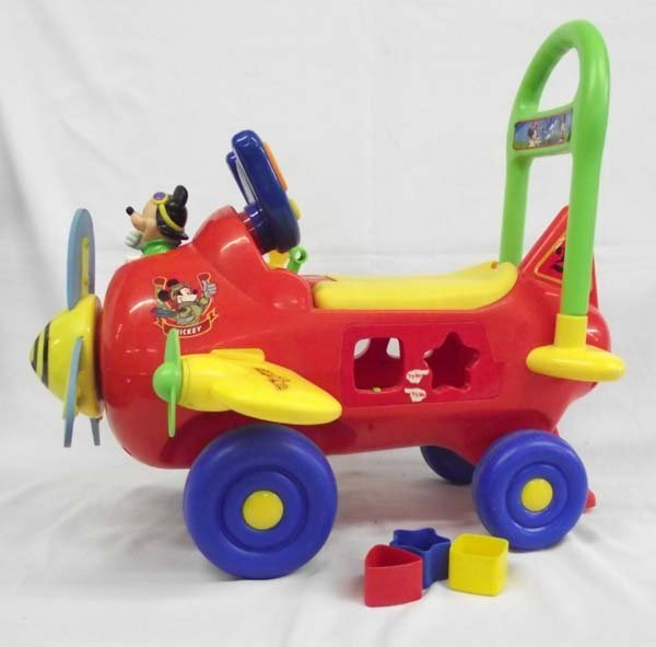 Airplane Ride On Toys 10