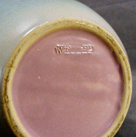 Weller Pottery Marks