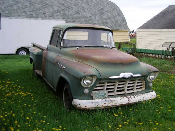 1956 Chevy Truck Craigslist Autos Post