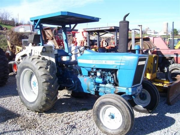 Ford 3000 Tractor Grill : Ford tractor roll bar
