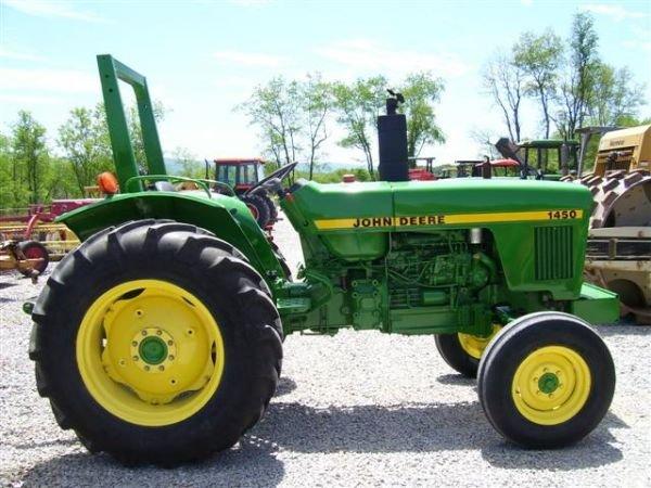 John Deere Farm Tractors Parts : John deere series