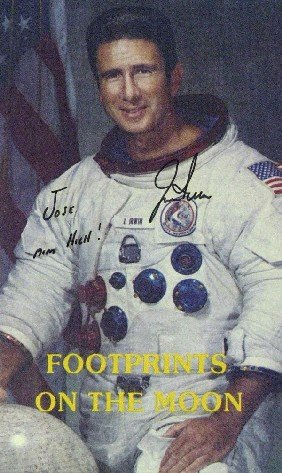 484: Astronaut Jim Irwin - Religious Pamphlet : Lot 484