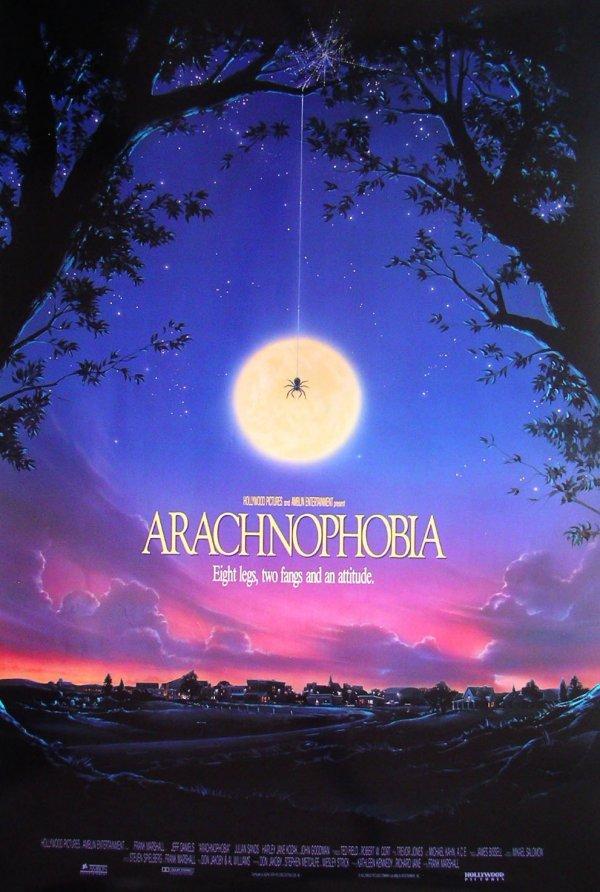 243 movie poster arachnophobia 1990 lot 243