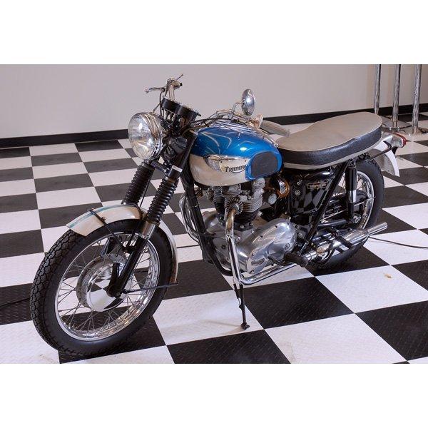 Roadster For Sale Baker La >> 93: 1966 Triumph TR6SR Trophy Motorcycle Matching #'s : Lot 93