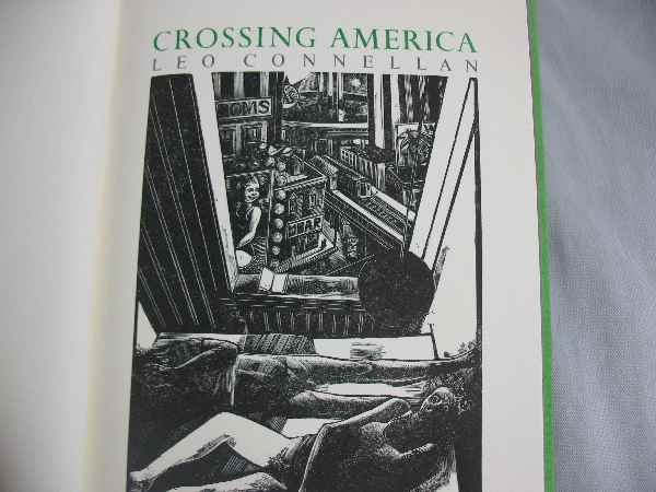 Crossing America, Connellan, Leo