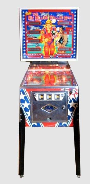 very cheap pinball machines