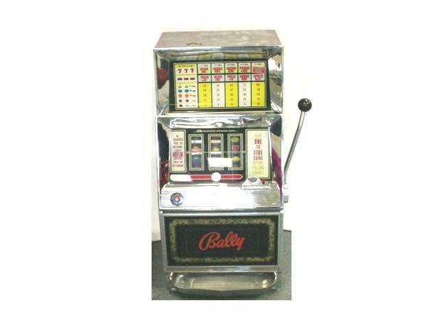 bally electromechanical slot machine