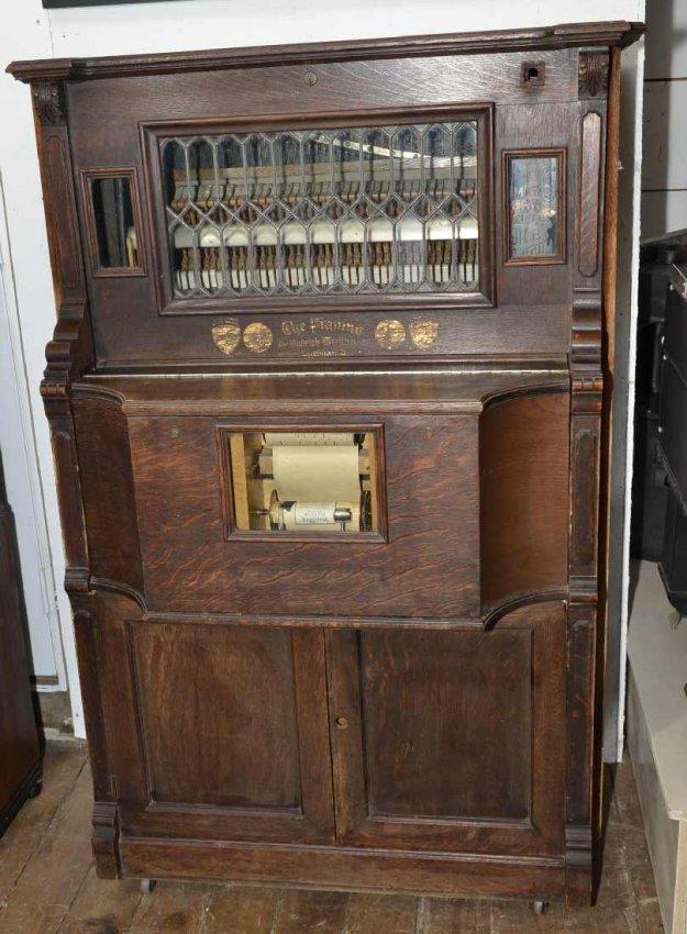 319 pianino the rudolph wurlitzer co cincinnati sn 1 lot 319