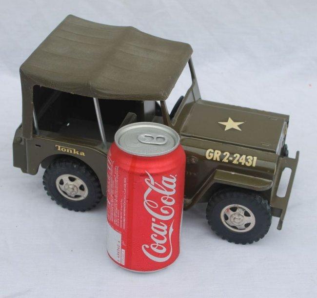 Fine 1964 Tonka 304 Quot Commander Quot Jeep In Orig Box 10