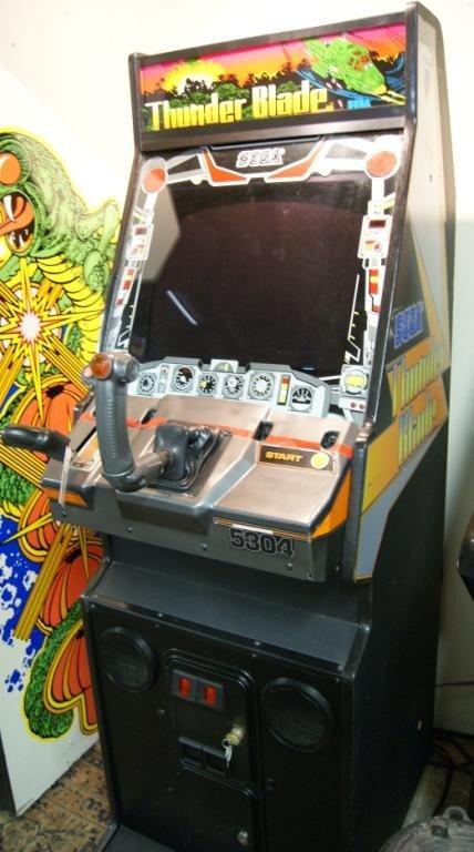 blades of steel arcade machine
