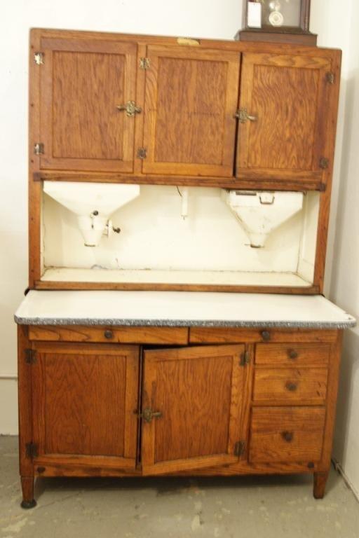 metal hoosier cabinet am oak hoosier cabinet