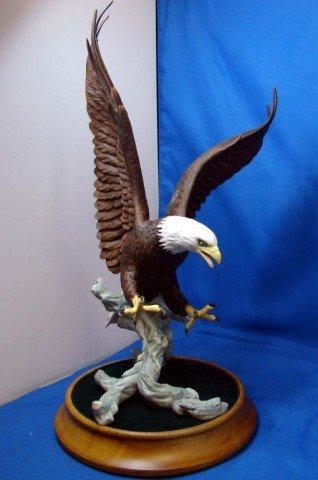 54 Franklin Mint Eagle American Majesty Lot 54