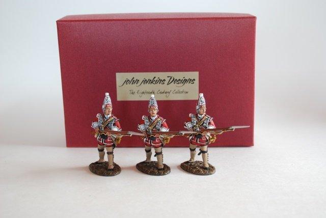 John jenkins designs set qb06 grenadiers lot 2169 for John jenkins design