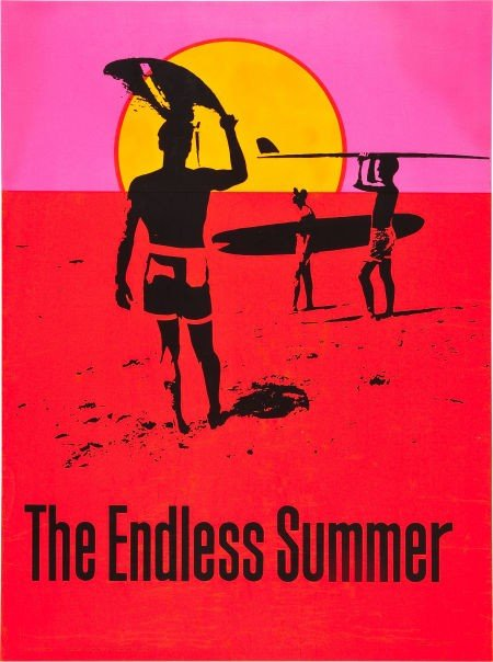 83561 the endless summer personality posters 1966. Black Bedroom Furniture Sets. Home Design Ideas