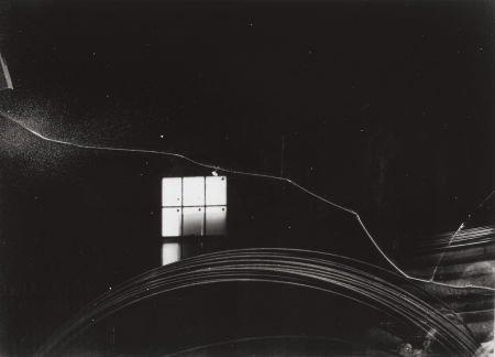 74070: MINOR WHITE (American, 1908-1976) Wire, Window ...