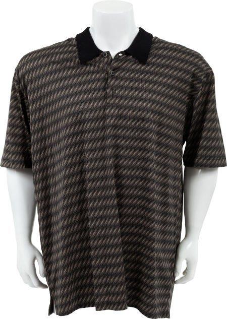 46191 A James Gandolfini Polo Shirt From The Sopranos