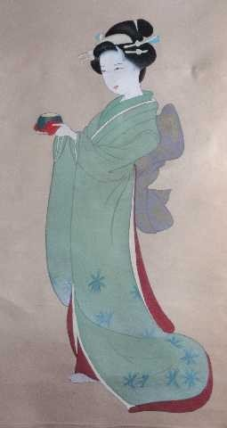 Geisha Paintings Geisha Art, Paintings - Pinterest