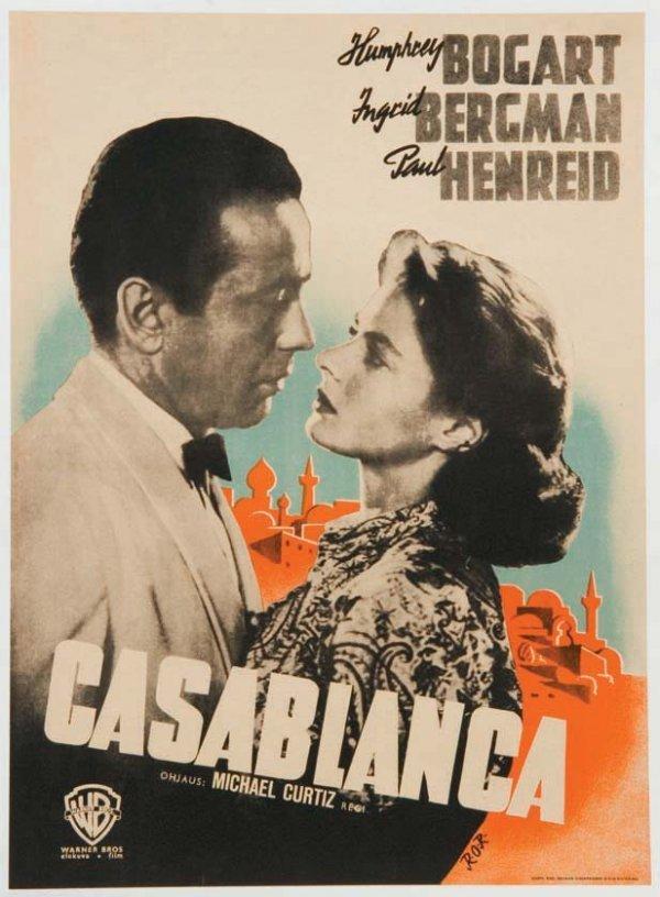 Casablanca Poster Font – Ciabiz.com