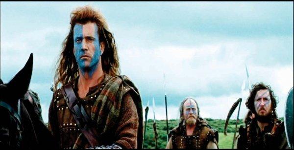 mel gibson braveheart. Mel Gibson complete battle