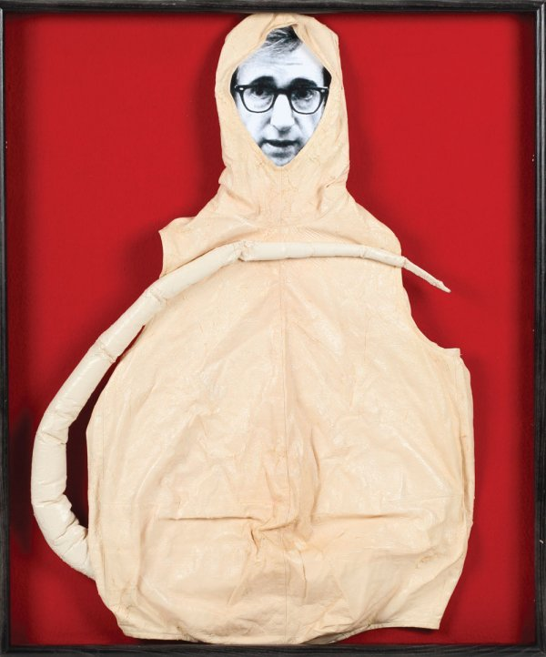 Woody Allen sperm costume from Everything You Wanted ...