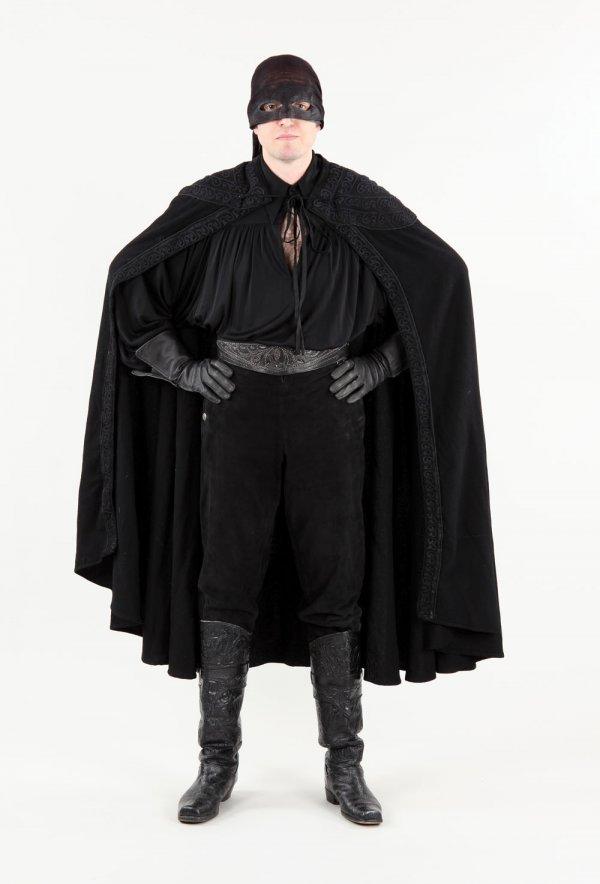 Zorro Mask Costume 96