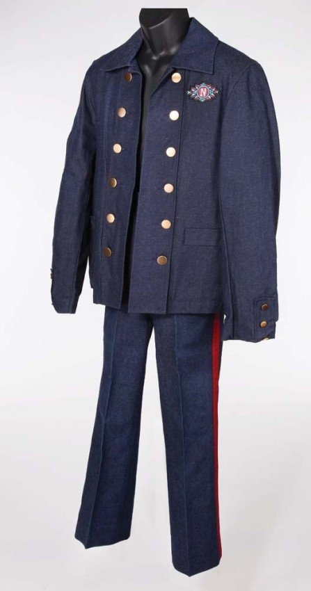 Submarine Uniform 35
