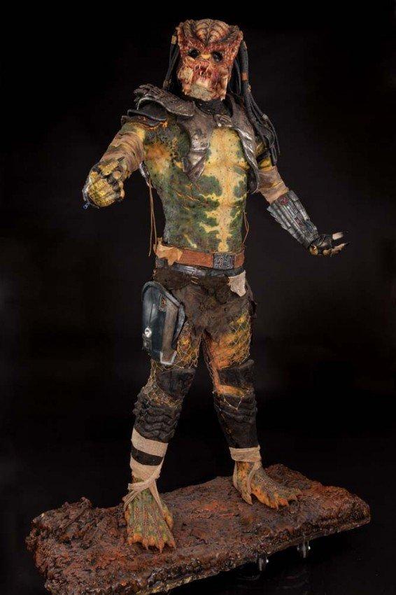 1185 original predator costume from predator 2 lot 1185 - Caras de brujas ...