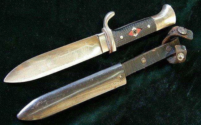 20X: Hitler Youth Dagger - : Lot 20X