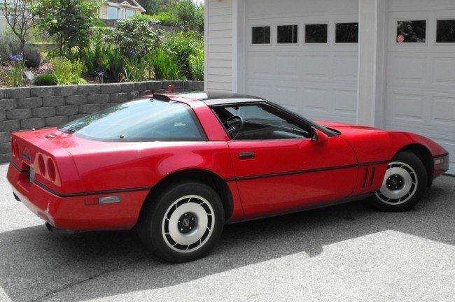 Auto Appraisals Alan 1987 Chevrolet Corvette Convertible