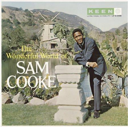 50214: The Wonderful World of Sam Cooke LP (1960) : Lot 50214